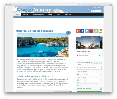 WordPress ab-table-of-contents-plus plugin - absolutbaleares.com