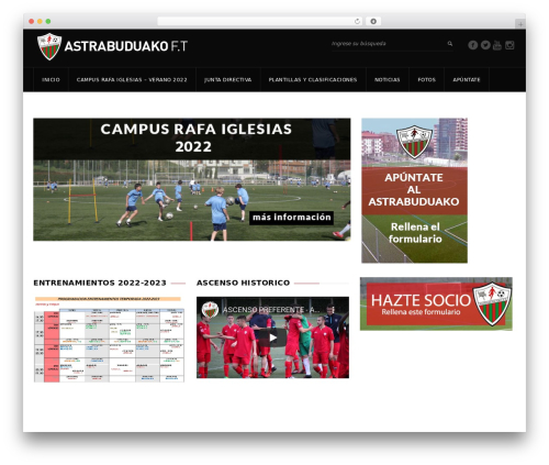 Free WordPress Custom Banners plugin - astrabuduako.com
