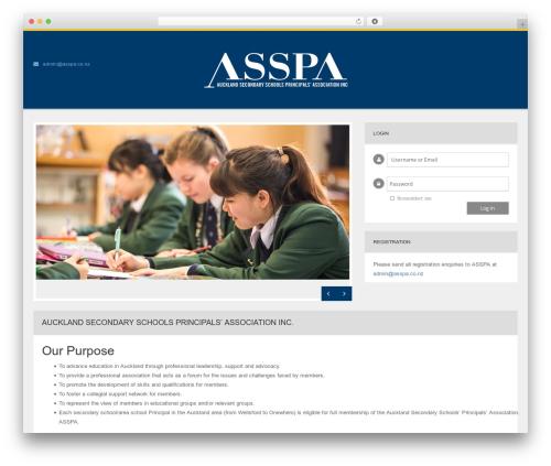 WordPress dlm-page-addon plugin - asspa.co.nz
