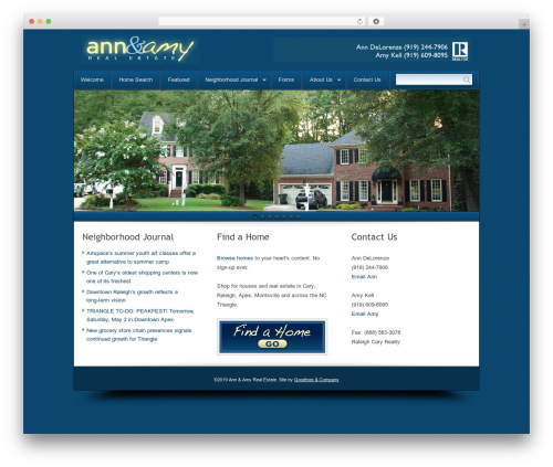 Complexity best real estate website - annandamy.com