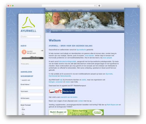 Free WordPress wpLike2Get plugin - ayurwell.nl
