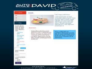 WordPress theme david2