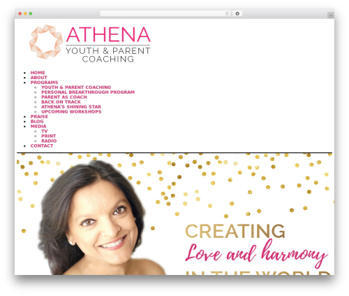 Free WordPress YouTube plugin - athenalifecoaching.com