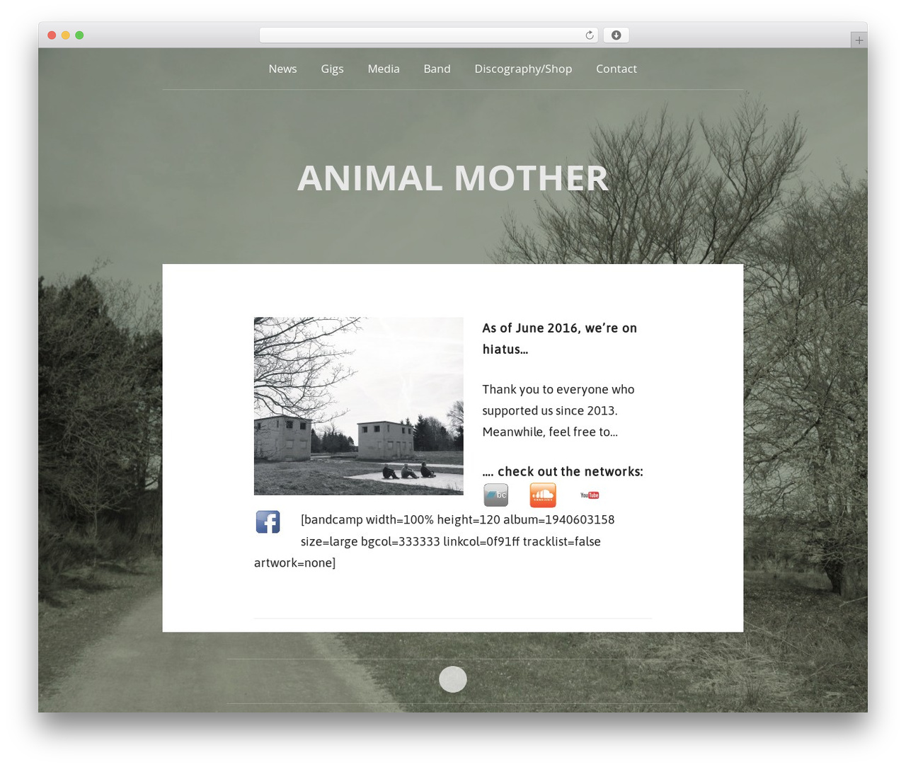 Theme WordPress Padhang - animal-mother.de