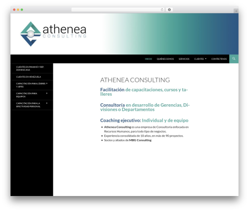 Twenty Fourteen theme free download - atheneaconsulting.com