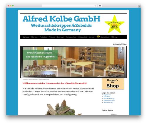 Free WordPress Popup Dialog Box – Responsive Message Box plugin - alfredkolbe.de
