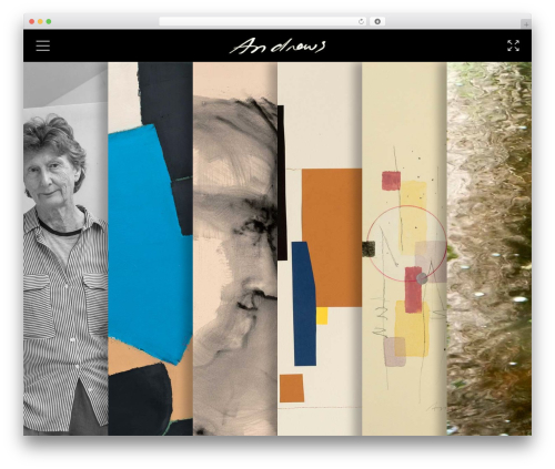 GOODWIN WordPress theme - annabelandrews.eu