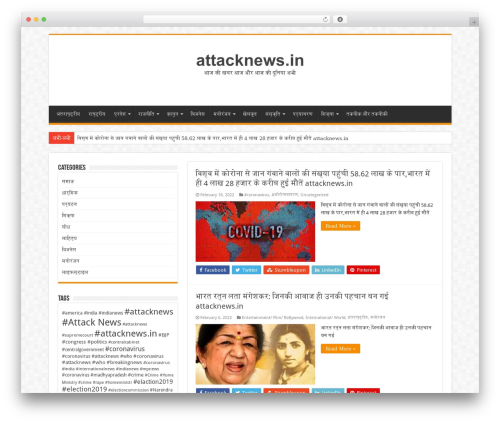 Free WordPress Share Post On WhatsApp plugin - attacknews.in