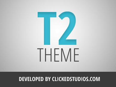 T2 Theme for Eagle Publications WordPress theme
