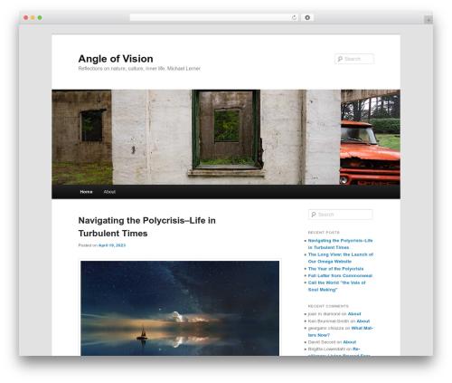 Free WordPress No Spam At All plugin - angleofvision.org