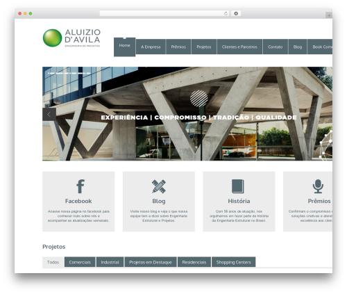 YellowProject Multipurpose Retina WP Theme best WordPress theme - aluiziodavila.com.br