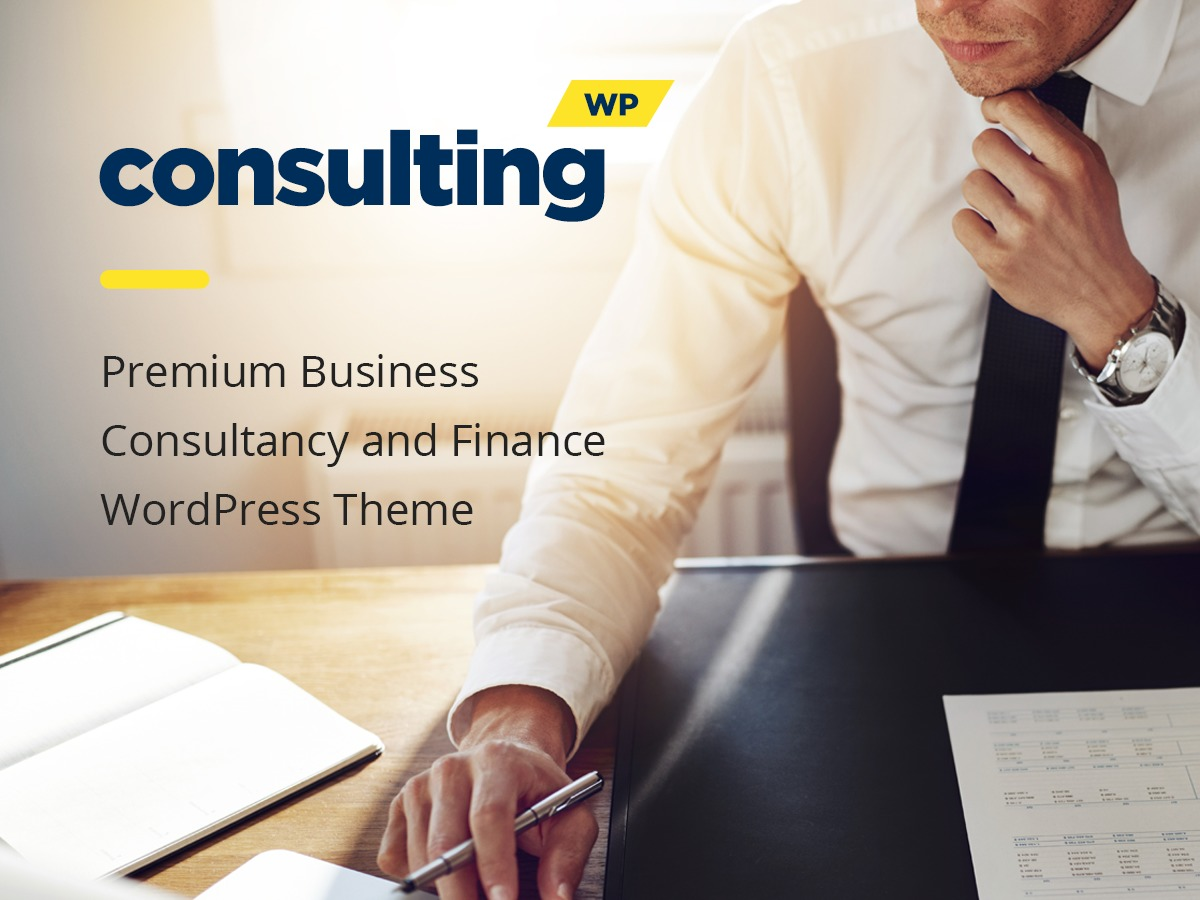 Consulting - JOJOThemes.com business WordPress theme