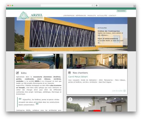 Free WordPress WP Simple Galleries plugin - arzel.fr