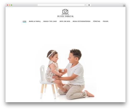 Free WordPress Mesmerize Companion plugin - asbrink.se