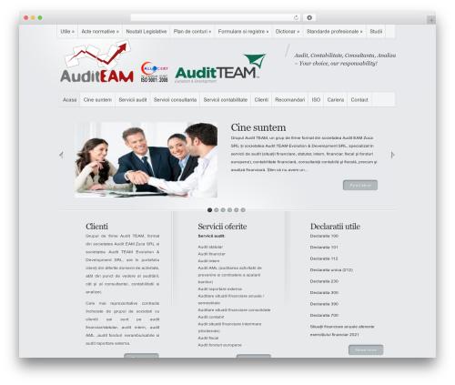 Free WordPress GDPR Cookie Compliance plugin - auditeam.ro