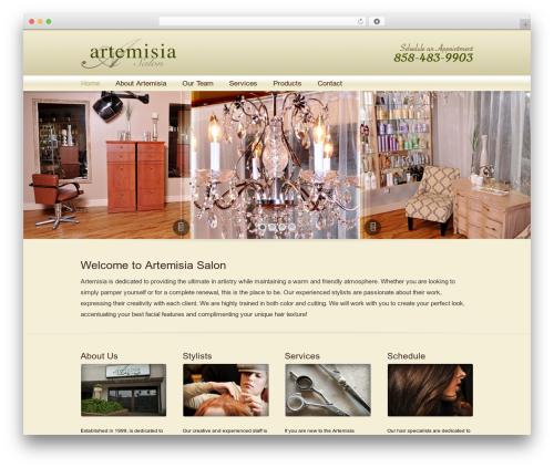 Free WordPress WP Simple Galleries plugin - artemisiasalon1.com