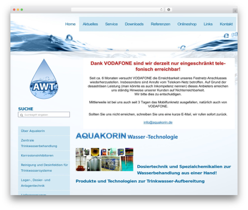 Nuzi best WordPress template by ThemeWaves - page 5