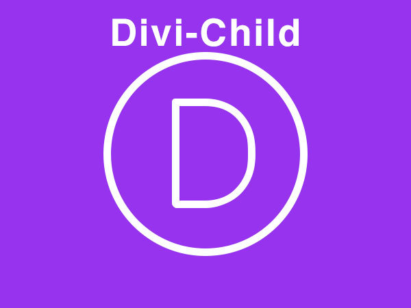 Divi - Child theme WordPress