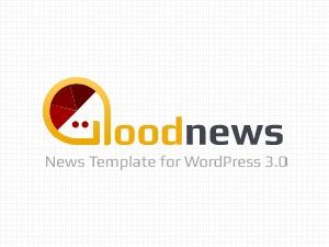 Good News newspaper WordPress theme