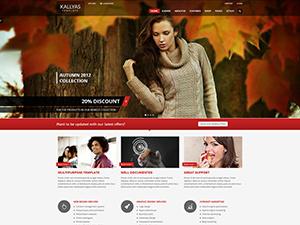 Kallyas (Share on Theme123.Net) premium WordPress theme