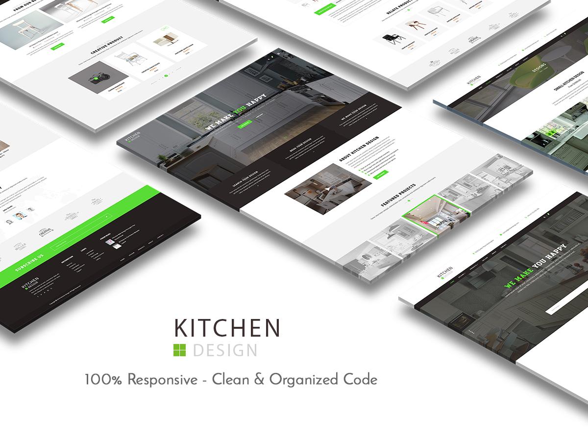 kitchen best WordPress theme