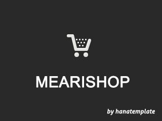 Meari WordPress theme