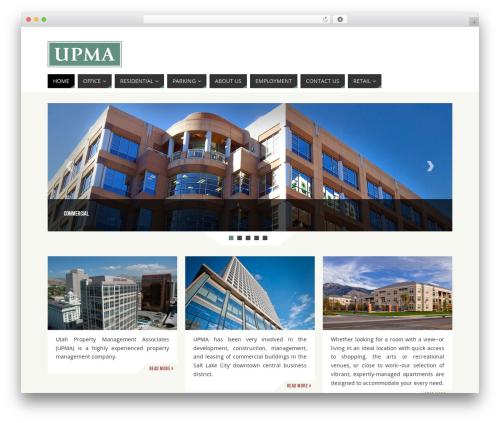 Parabola WordPress theme free download - utpma.com