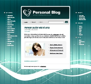 Theme WordPress WordPress theme 697