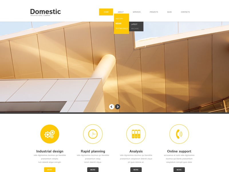 theme52038 theme WordPress