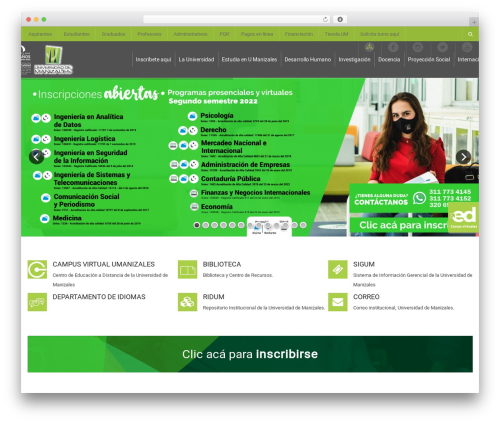 WordPress ajaxy-search-form plugin - umanizales.edu.co