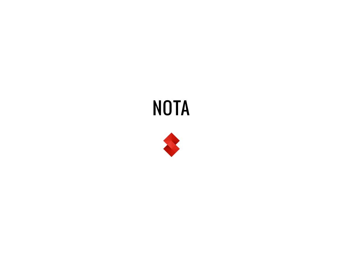 WordPress theme Nota