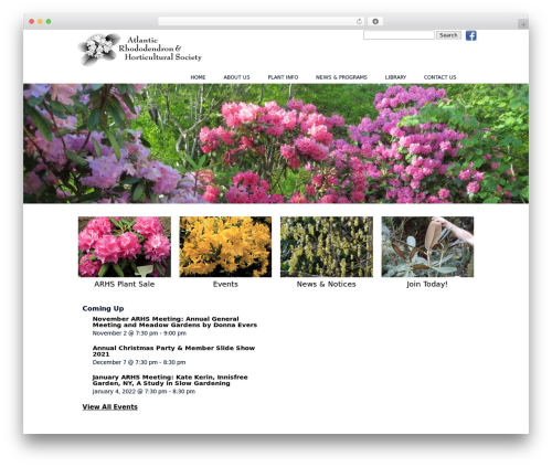 Free WordPress Simple Responsive Slider plugin - atlanticrhodo.org