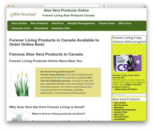 Free WordPress WordPress Follow Buttons Plugin – AddThis plugin - aloeveraland.ca