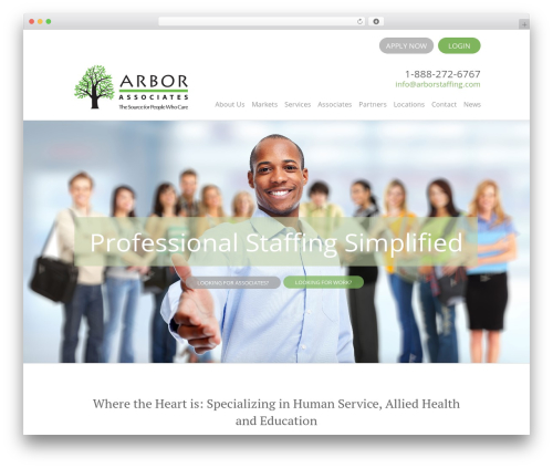 WordPress visual-form-builder-pro plugin - arborstaffing.com