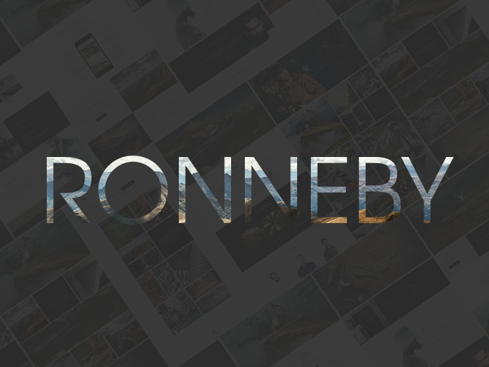 Best WordPress theme Ronneby | Shared by themes24x7.com
