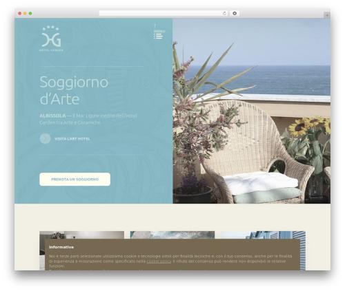 WordPress sitepress-multilingual-cms plugin - hotelgardenalbissola.com