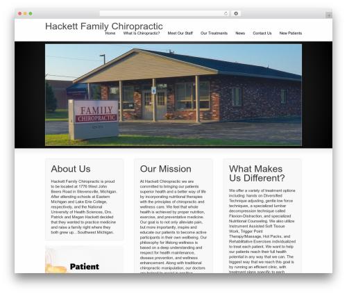 Striking MultiFlex & Ecommerce Responsive WordPress Theme WordPress shopping theme - hackettchiro.com