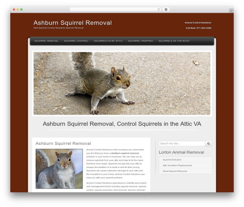 WordPress website template Alyeska - ashburn.virginiasquirrelremoval.com