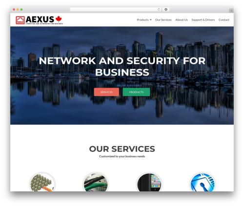 Free WordPress Content Egg plugin - aexus.ca