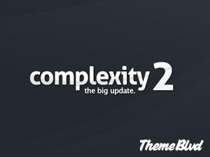 Complexity company WordPress theme