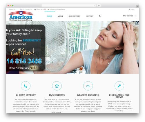 Jupiter Child Theme WordPress theme - americanhvacstlouis.com