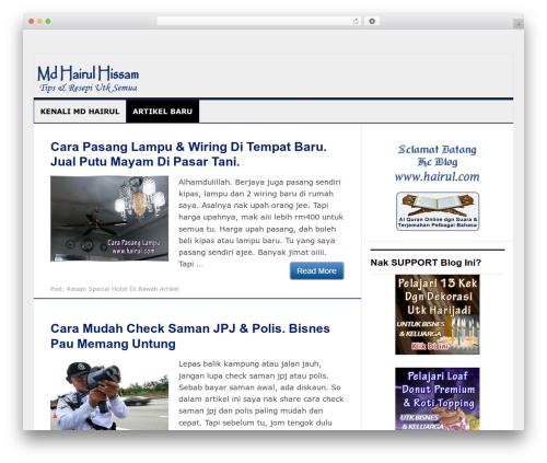 Free WordPress Share Post On WhatsApp plugin - hairul.com