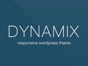 WordPress theme DynamiX (Share on Theme123.Net)