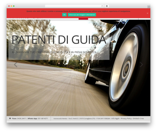 Modern Interior template WordPress by mad_dog - page 5