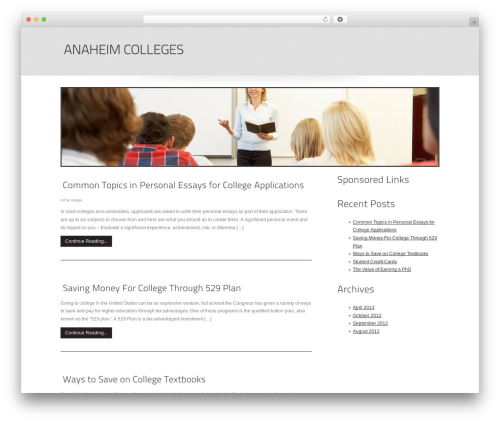seoc-cleanonline WordPress page template - anaheimcolleges.com