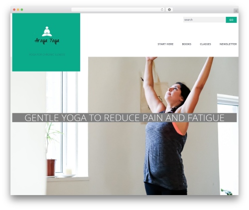 Free WordPress WordPress Page Builder by MotoPress plugin - arogayoga.com