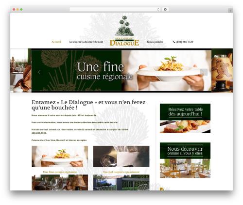 Striking MultiFlex & Ecommerce Responsive WordPress Theme WordPress shop theme - restaurantledialogue.com