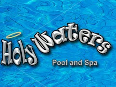 Template WordPress Holy Waters Pool and Spa