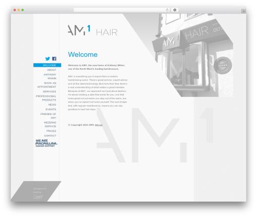 Free WordPress Simple Sitemap – Create a Responsive HTML Sitemap plugin - am1hair.co.uk
