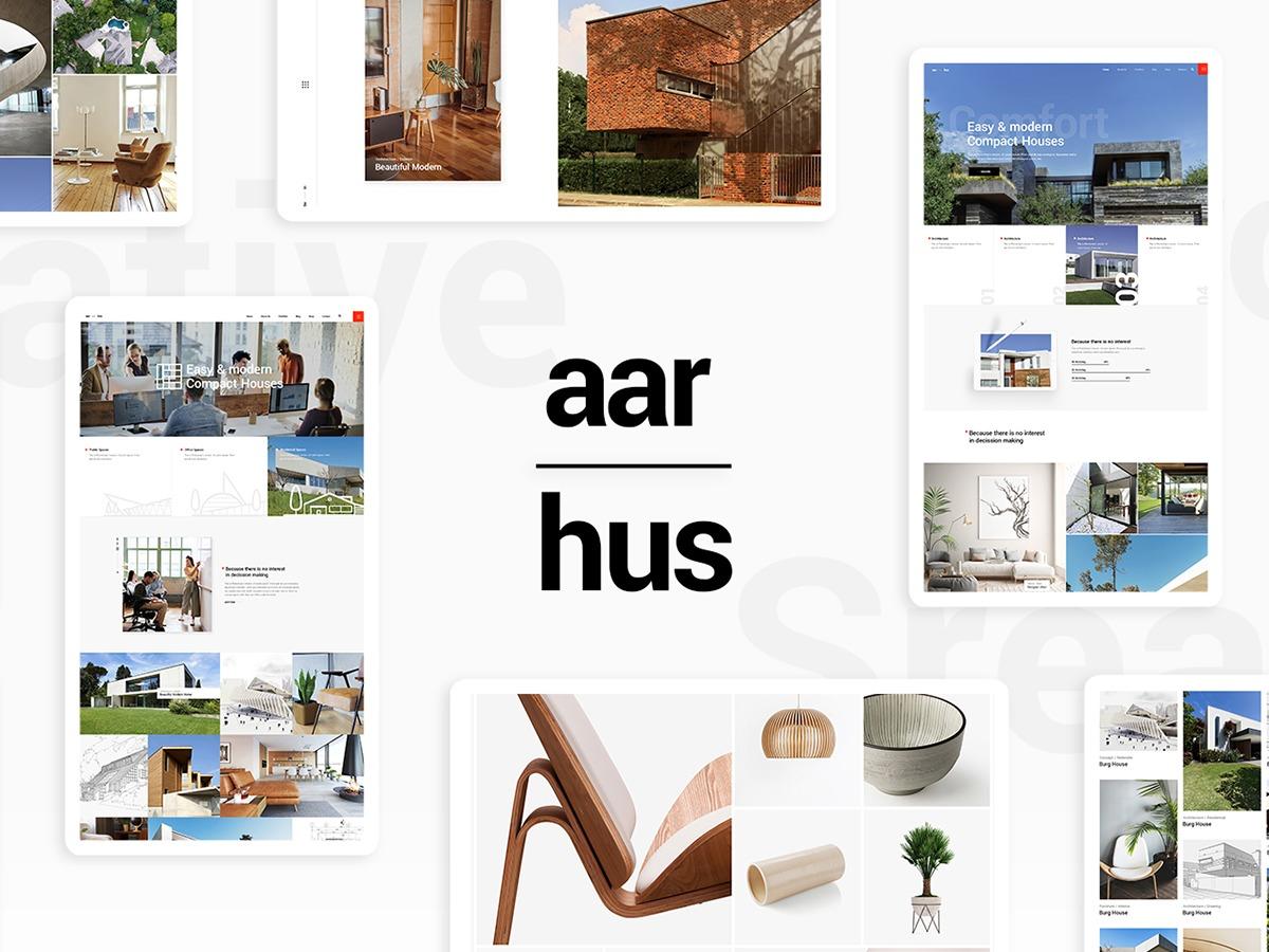 aarhus best WordPress gallery